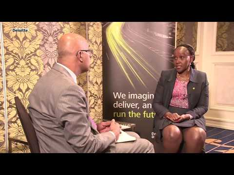 Deloitte Dbrief Gladys Makumi, Director Corporate Finance, East Africa Oil and Gas