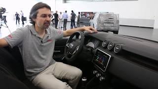 Nouveau Dacia Duster 2018 : découvrez l'intérieur du Duster 2