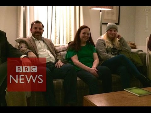 What voters made of leaders' TV appearance - BBC News
