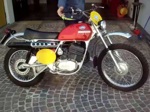 ktm gs 125 my 1973 by zanimotor youtube. Black Bedroom Furniture Sets. Home Design Ideas