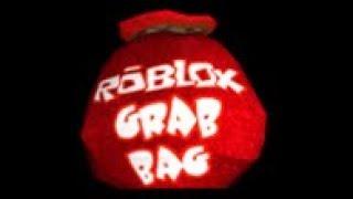 ROBLOX Gear: ROBLOX Grab Bag