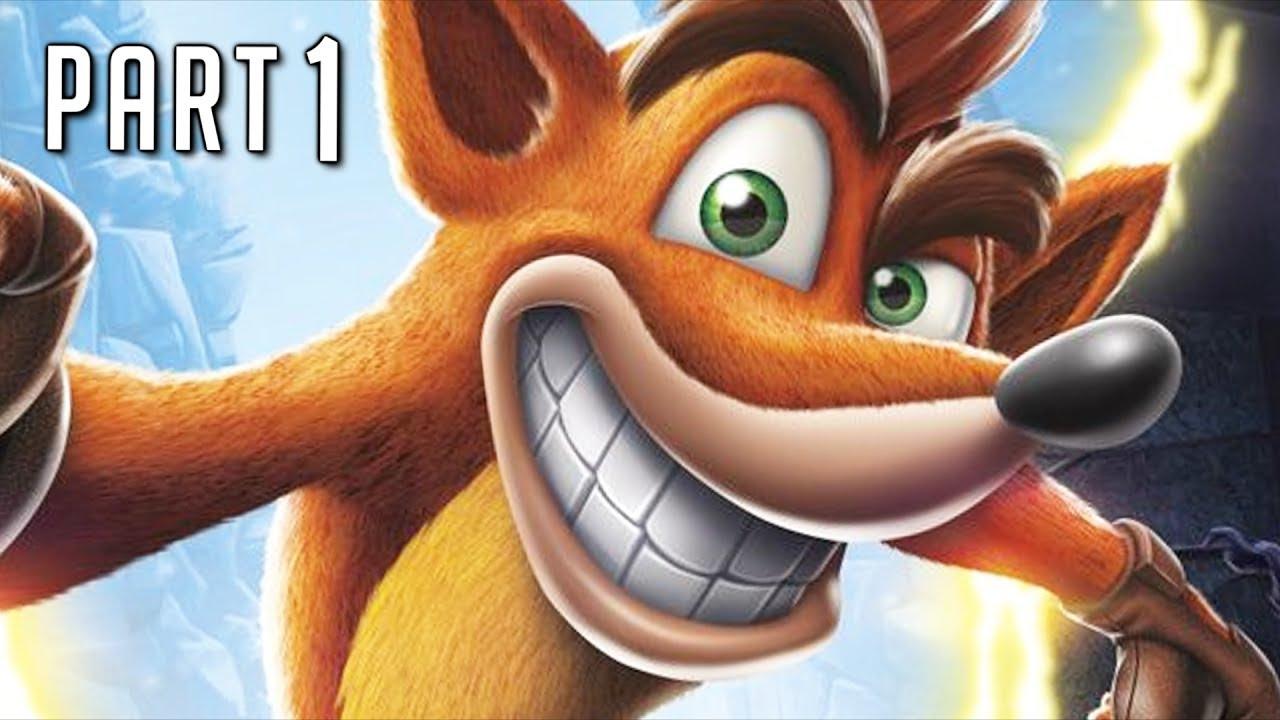 Crash Bandicoot NSane Trilogy incl Update 2 « Skidrow
