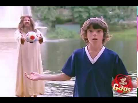 Jesus Walks On Water   Just For Laughs Gags