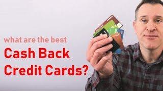 Best Cash Back Credit Cards 2019