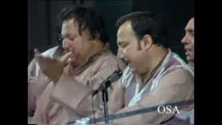 Aankh Uthi Remix   Nusrat Fateh Ali Khan SD