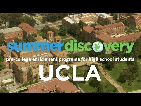 UCLA | Summer Discovery