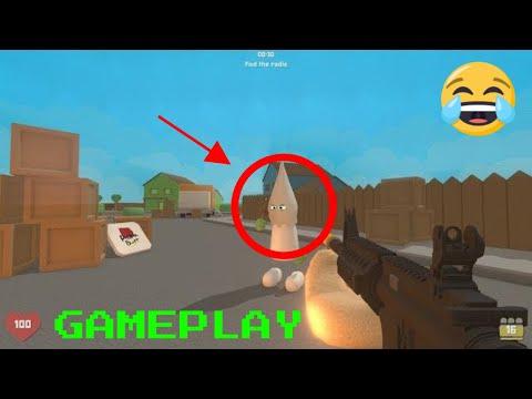 SCRAM! FREE GAME ON STEAM! (GAMEPLAY)