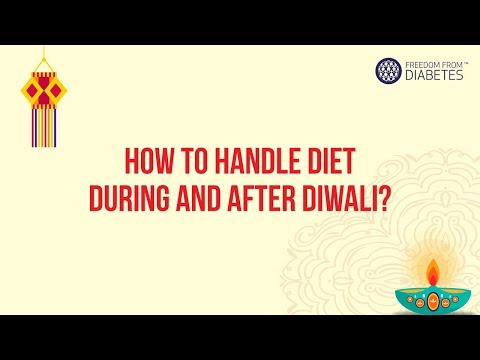 How to handle diet during and after Diwali? thumbnail
