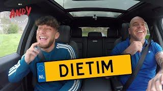 DieTim - Bij Andy in de auto!