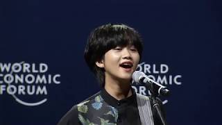 Chênh Vênh - Tám Chữ Có|| Lê Cát Trọng Lý biểu diễn mở màn lễ bế mạc WEF 2018
