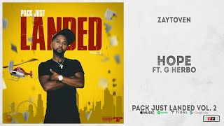 "Zaytoven - ""Hope"" Ft. G Herbo (Pack Just Landed Vol. 2)"