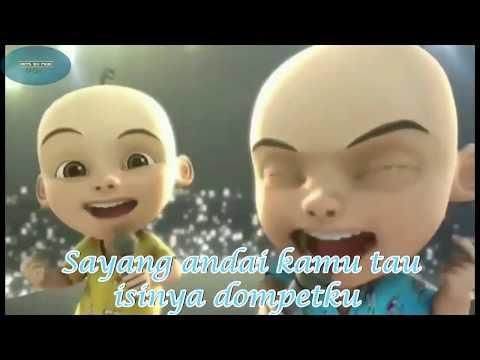 PARODI SAYANG - VIA VALLEN VERSI UPIN IPIN ( Koplo plus lirik Bahasa Indonesia)