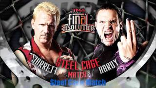 TNA Final Resolution 2011 UPDATED Match Card [Theme Download Link]