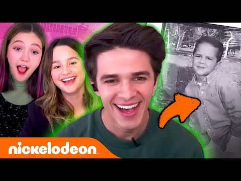 BONUS CLIP: Brent Rivera Shares A Childhood Photo! 👶 Group Chat With Annie & Jayden