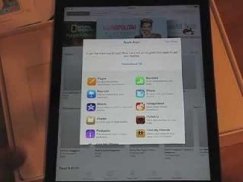 how to create a new apple id on ipad