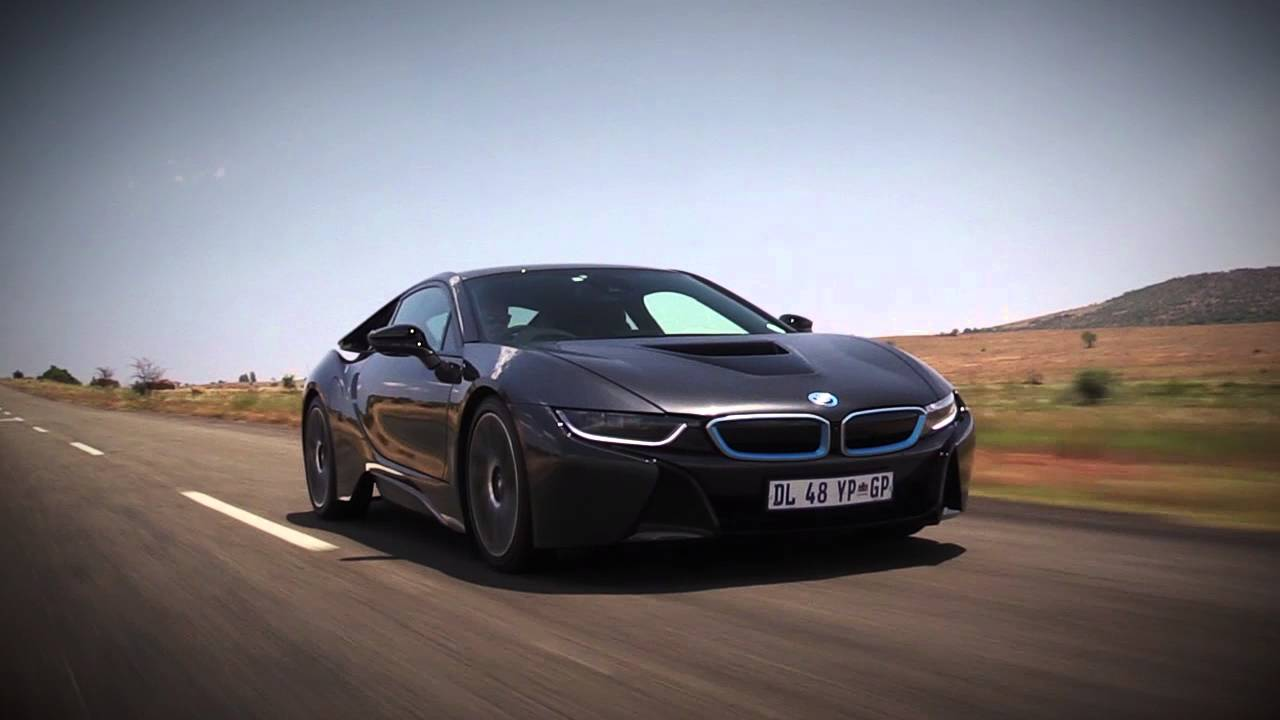 Bmw I8 Car Review Youtube
