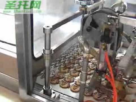 cocoa spraying machine
