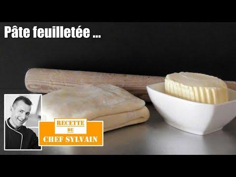 pâte-feuilletée-maison---recette-par-chef-sylvain