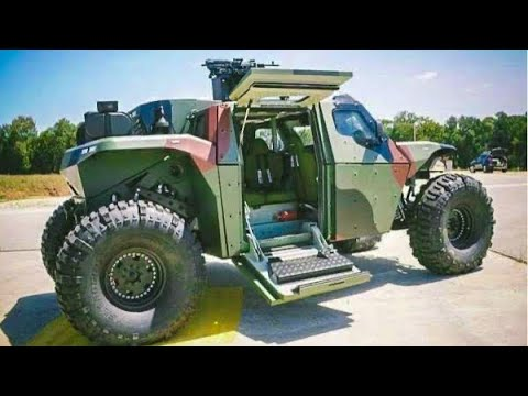 Top 7 True All-terrain vehicles in the world 2020
