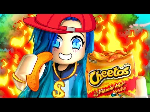 A Funny Sad Roblox Story about Cheetos...?