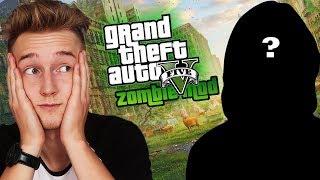 GTA V Zombie Mod SEZON 3 #7 - TAJEMNICZY NIEZNAJOMY