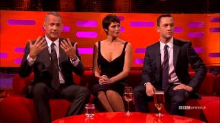 Tom Hanks, Gemma Arterton, and Joseph Gordon-Levitt Show Us Their Bad Side - The Graham Norton Show