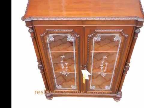 Restauro mobili antichi vecchi Milano Monza Brianza