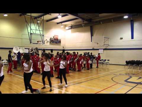 Bayou City Showdown Thomas Middle School Vs V-Prep