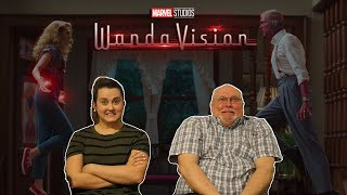 Family watches WANDAVISION 1x05 'On A Very Special Episode...' for the FIRST time