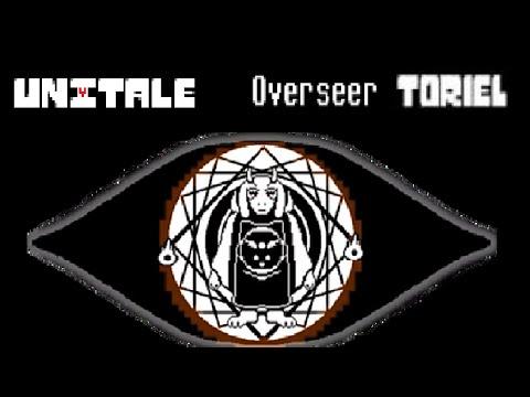 Unitale Vs. Overseer Toriel (Test 1) | Battle For The ...