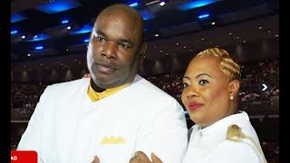 END TIMES:  Girded For Spiritual Battle! Apostle Edison & Prophetess Mattie Nottage