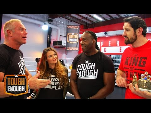 A Royal Review Of Week 4: WWE Tough Enough Digital Extra, July 15, 2015