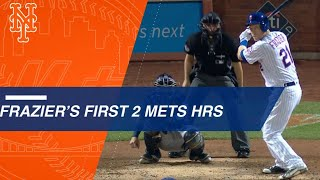 Todd Frazier's first two Mets HRs