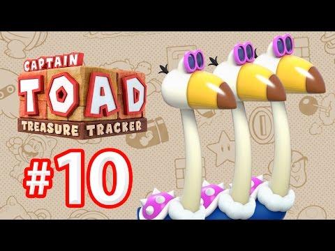 Captain Toad: Treasure Tracker - Part 10 - Conkdor Line