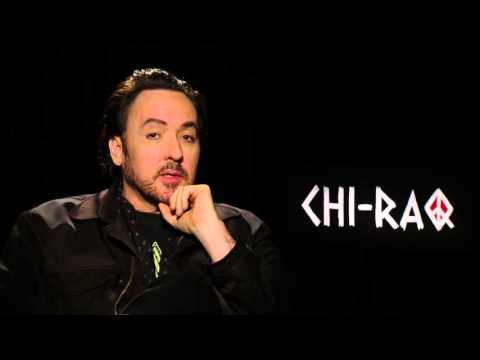 CHI-RAQ interview with John Cusack