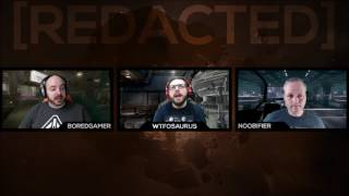 [REDACTED] Star Citizen Podcast #114 - Alpha 3.0 Schedule Changes