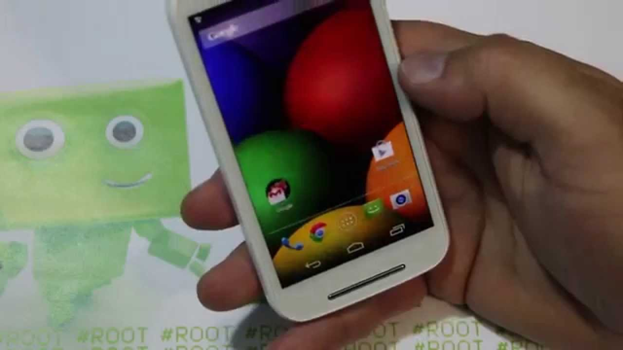 Motorola Moto E | RootJunky com