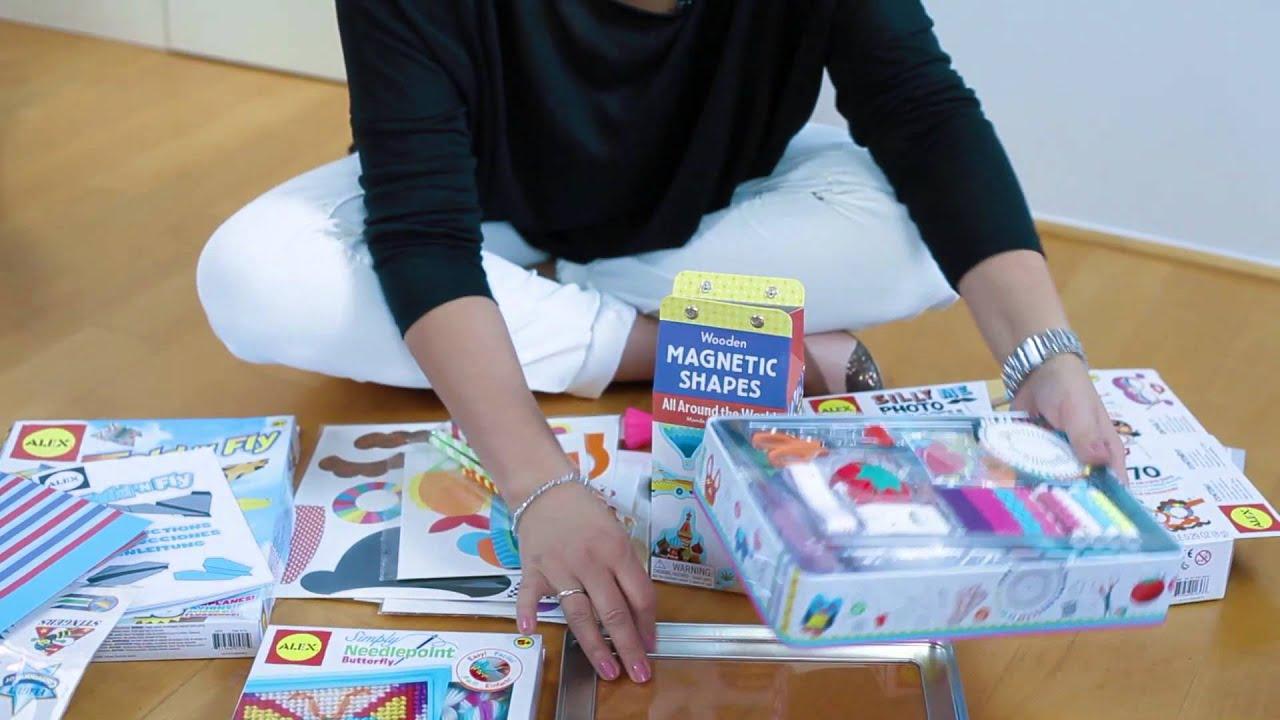 Zabawki dla dzieci 6+  Gadki Matki #30  YouTube
