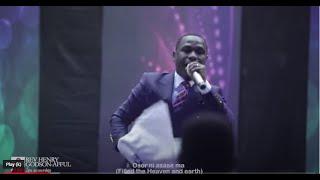 REV. HENRY GODSON-AFFUL live in worship @ The Breakthrough Dome