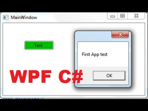 C# wpf tutorial 4 sqlite database connection with wpf c# part 2.