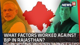 Why Congress Won Rajasthan | Rajasthan Election Results 2018