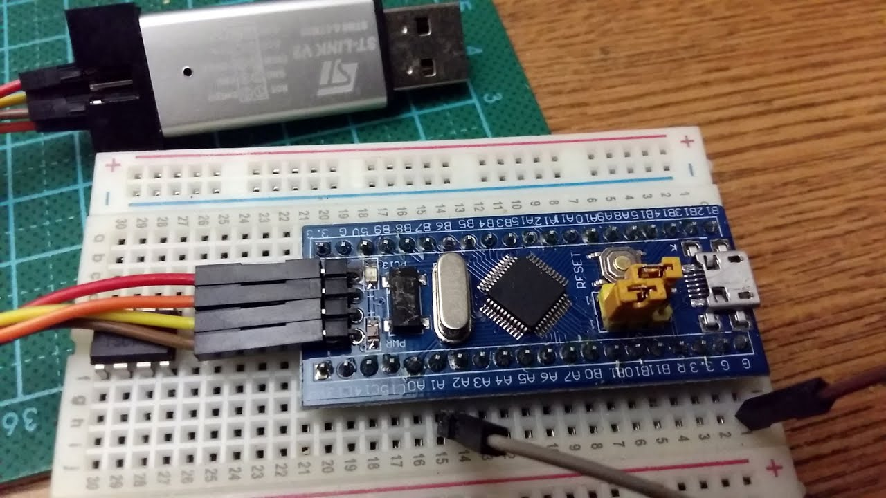 Short Tutorial: How To Start Programming STM32 Arduino MCUs
