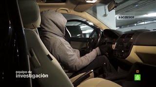 En 30 segundos se puede robar un coche
