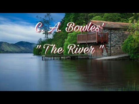 The River 9th Class  Full Poem - P. J. Manilal