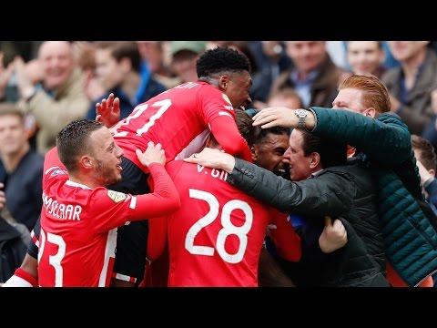23-4-2017: PSV - Ajax