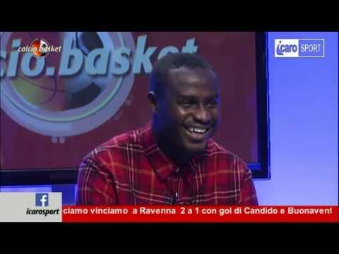 Icaro Sport. Calcio.Basket del 12 novembre 2018 - 3a parte