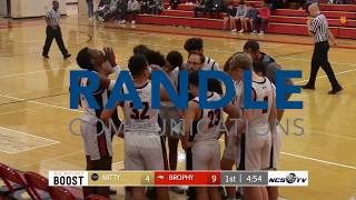 Brophy Prep vs. Archbishop Mitty High School Boys Basketball LIVE 12/14/19