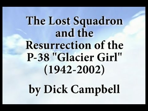 The Lost Squadron by Dick Campbell