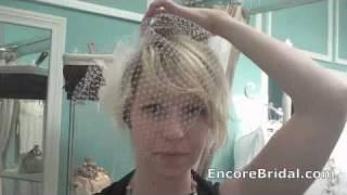 The Full Coverage Birdcage Veil: 3 Unique Ways To Style w/ Jolene Picone Thumbnail