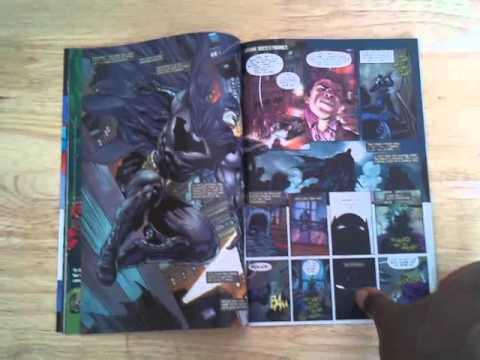 Unboxing Detective Comics #1 (Batman) - (DC Comics - New 52) - GrowlersWorld Entertainment